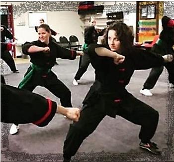 Niagara Kung Fu Academy Adults Program