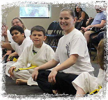 Niagara Kung Fu Academy Family Program