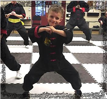 Niagara Kung Fu Academy Kids Program