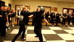 self defence kung fu mel hits dan
